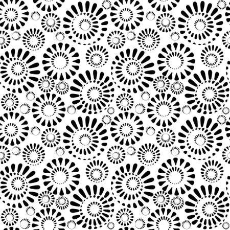 seamless pattern background: Modernes Design Textur, nahtlose Muster