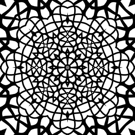 eps8: Grille seamless pattern, EPS8 - vector graphics.