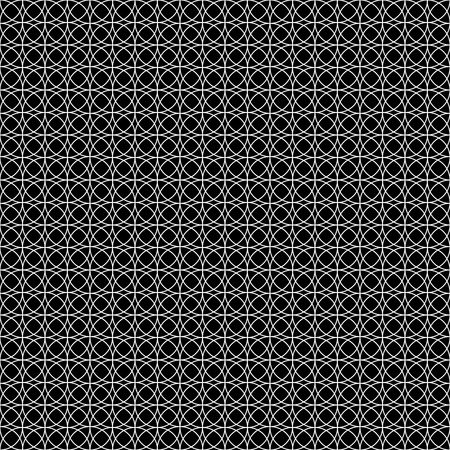 openwork: Geometrical openwork seamless pattern Illustration