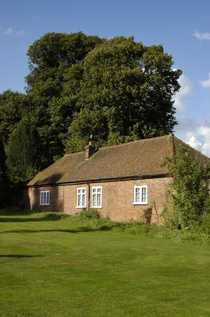 squire: Converted barn Stock Photo
