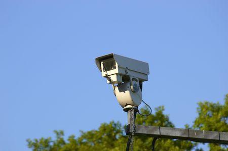 cam�ra CCTV  Banque d'images