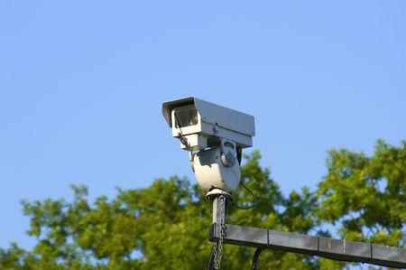 Cam�ra CCTV