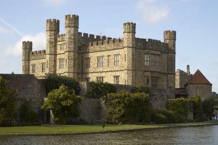 Leeds Castle dans le Kent, en Angleterre