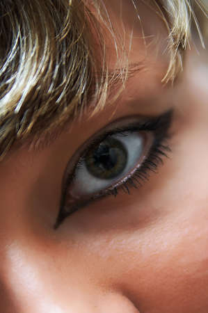 Eye of the girl Stock Photo - 503476