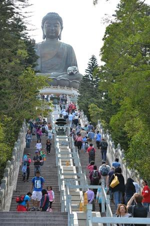 terroir: The Big Buddha Tian Tan Buddha - Hong Kong Editorial