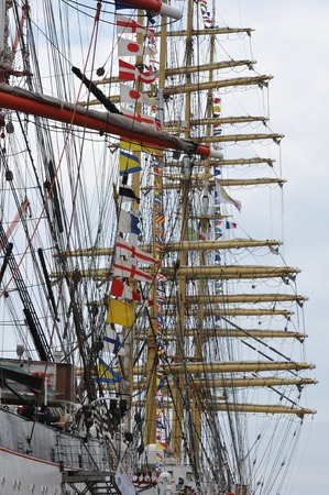 ESCALE SETE - Feast of maritime traditions - from 18 to 21 April 2014 Editorial