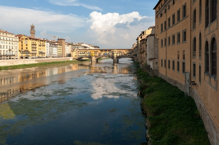 florence italy: Ponte Vecchio, Florence Italy