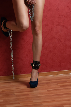 Legs with Chain photo