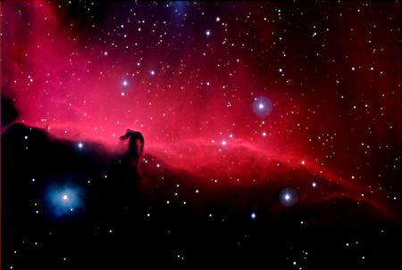 Horsehead Nebula Stock Photo - 506704