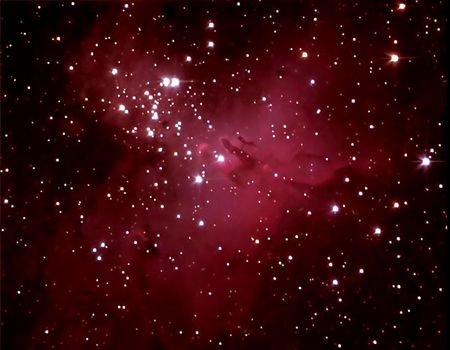 M16 Eagle Nebula Stock Photo - 506702