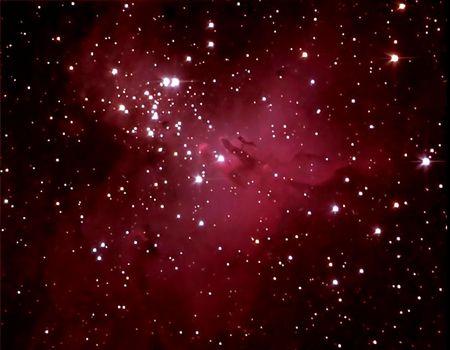M16 Eagle Nebula Stock Photo - 506702