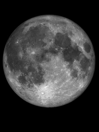 Full Moon Stock Photo - 526104