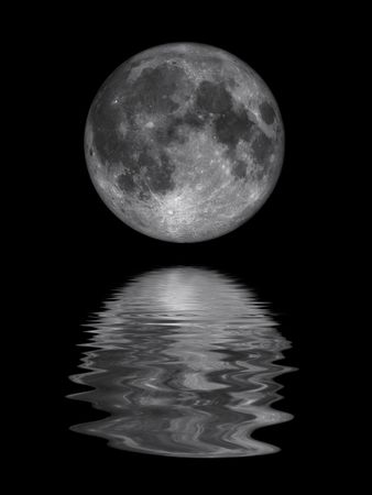 Full Moon Stock Photo - 526107