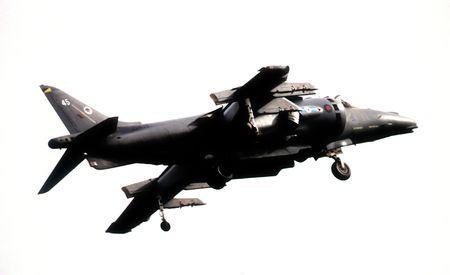 mach: Fighter Jet Stock Photo