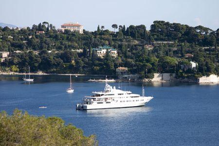 Luxury and beauty describe St Jean Cap Ferrat. Stock Photo - 273677