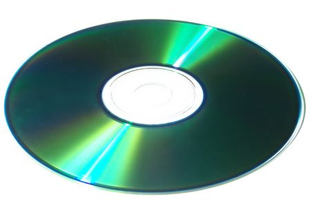 green optical disc