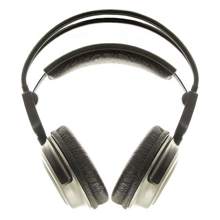 electronica: A pair of headphones