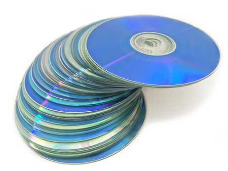 Optical Discs Stock Photo - 416923
