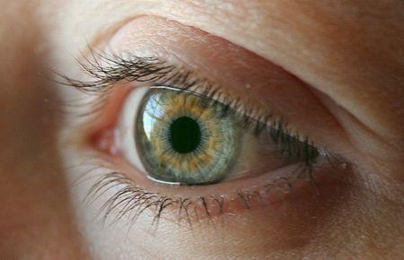cilia: Green eye so beautiful