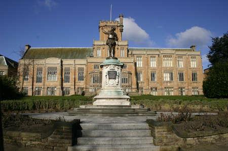 High School For Boys, Nottingham, U.K.
