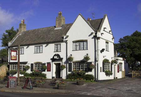 english village: Traditional English Pub