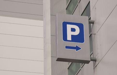 Car Park Sign Stock Photo - 1326424