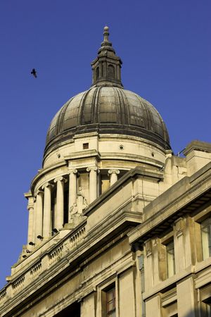Council House Building, Nottingham, England U.K.