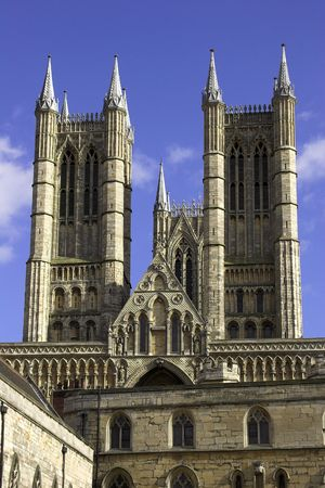 Lincoln Cathedral, Lincoln, England, U.K.