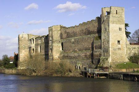 Newark Castle, Newark On Trent, Nottinghamshire, England, U.K