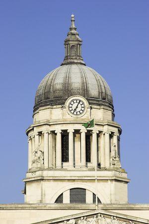 Council House Building, Nottingham, England, U.K.