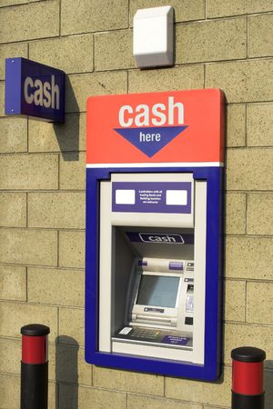 ATN Cash Dispenser Фото со стока