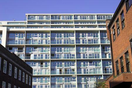 Appartamenti moderni  Archivio Fotografico - 3056907