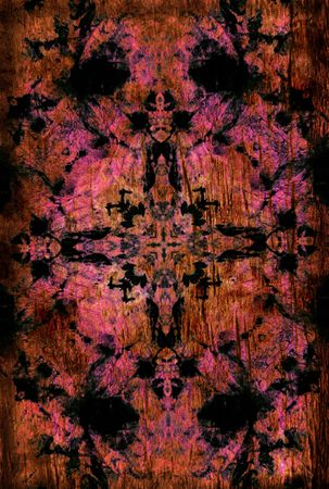 rembrandt: Abstract Vintage Grunge Style Cross Background