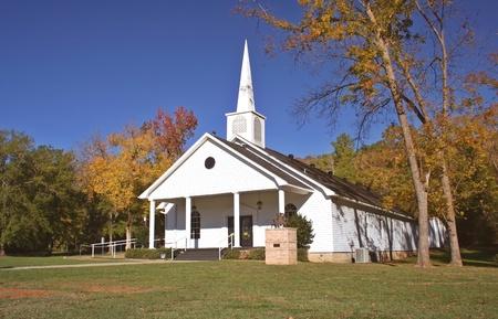 baptist: Small White Church