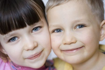 Happy children Stock Photo - 320413