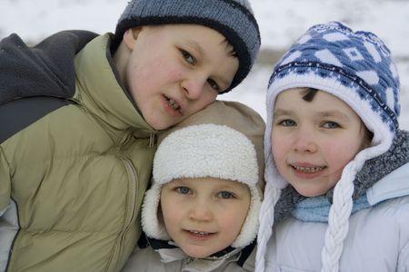 little family Stock Photo - 630092
