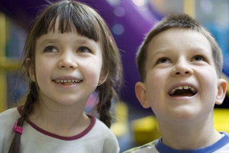happy children Stock Photo - 630086
