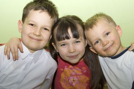 happy children Stock Photo - 627227