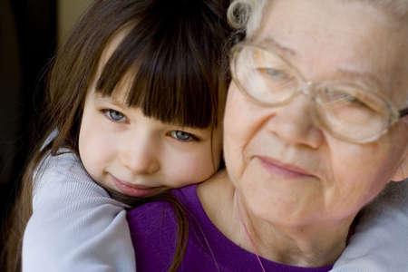 grandmother children: Amor