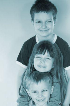 children at home Stock Photo - 629818