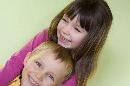 happy kids Stock Photo - 629820