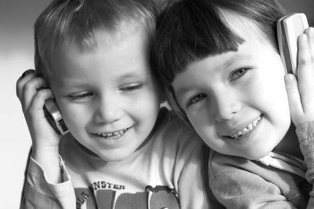 colling children Stock Photo - 629687