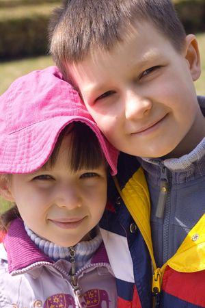 loving children Stock Photo - 644736