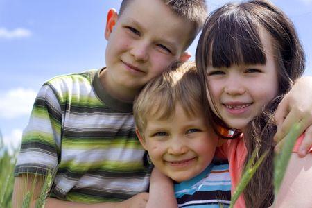 happy children Stock Photo - 695904