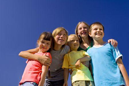 Smiling children Stock Photo - 720870