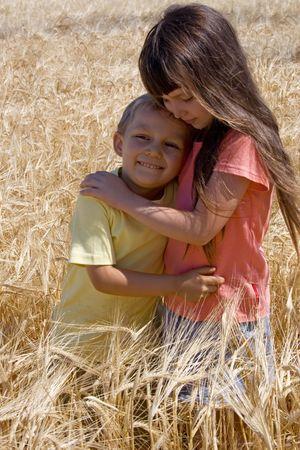 Loving children Stock Photo - 720862