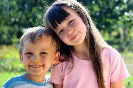 Children smiling Stock Photo - 720838