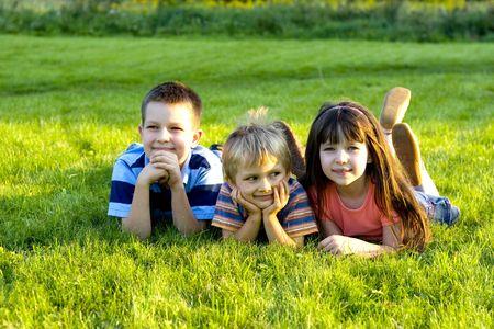 hermana con los hermanos