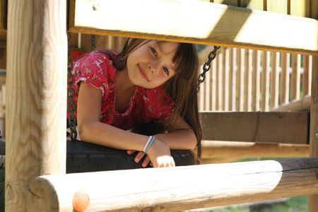 looking girl Stock Photo - 722679