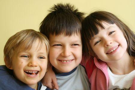 happy children Stock Photo - 722522